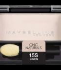 Maybeline New York Expert Wear Chic Naturals 15S Linen