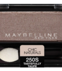 Maybeline New York Expert Wear Chic Naturals 250S Tastfully Taupe