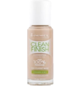Rimmel Clean Finish Foundation, Classic Beige 250 Look 100 % Poreless