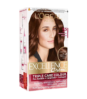 L'Oreal Paris Excellence Creme Hair Color, 5.5 Mahogany Brown,(72 ml+100 gm)