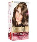 L'Oreal Paris Excellence Creme Hair Color,5 Natural Brown(72 ml+100 gm)