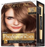 L'oreal Superior Preference Kit Iced Golden Brown 1ct