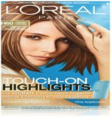 Two L'oreal Touch-on Highlights Complete Kits Creamy Caramel H60