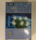 Ledseries 60 LED mini lights white bulbs