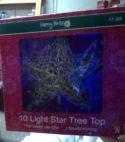 Merry Brite 10 Light Star Tree Top