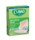 10 Sterile Sensitive Skin Non-Stick Pads